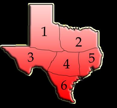 Elite Texas Regions